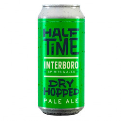 INTERBORO - HALFTIME