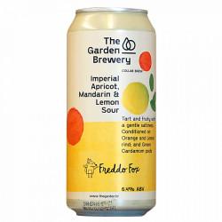 THE GARDEN / Freddo Fox - Imperial Apricot, Mandarin & Lemon Sour