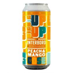 INTERBORO - BIG UP BIG UP PEACH & MANGO