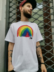 Colors Of Light Tee