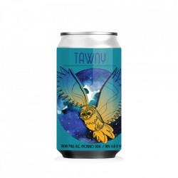 OWL - TAWNY MOSAIC
