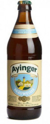 AYINGER - BRÄUWEISSE