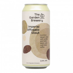THE GARDEN - IMPERIAL AFFOGATO STOUT