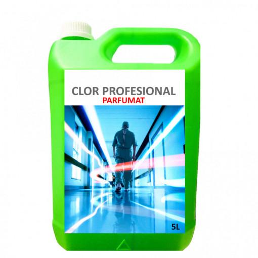 Pachet Engros Clor Profesional 4 X 5L