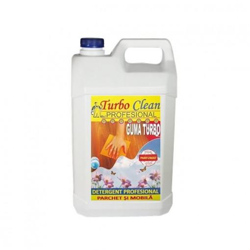 Pachet Engros 4 x 5L Detergent Parchet / Lemn Profesional