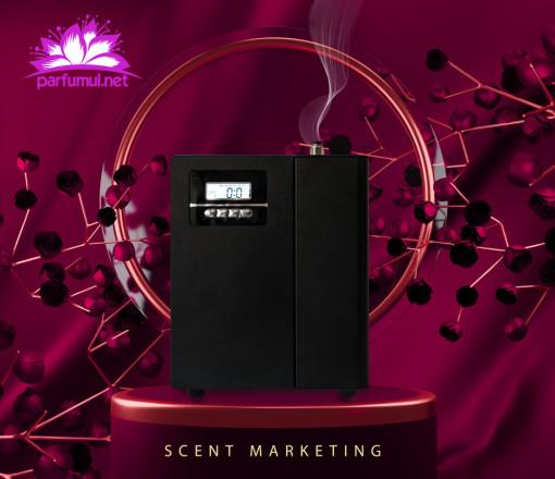 parfum aparat profesional scent marketing