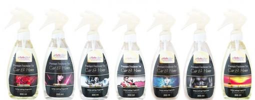 Pachet Parfumuri 7 Lux Mixt