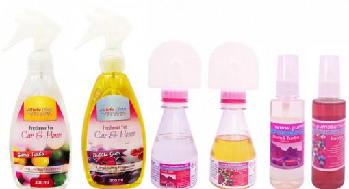 Gumă Turbo și Bubble Gum - Pachet Promoțional 6 produse