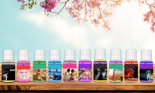 Ulei de Parfum Solubil 50 ml