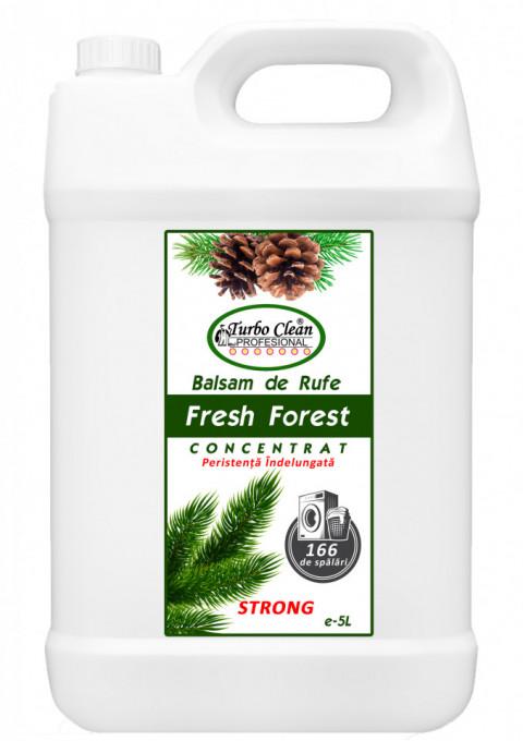 Hyper Parfumat ! Balsam de Rufe Fresh Forest - 166 de spălări