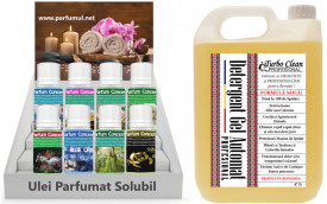 Pachet Detergent + 8 Esențe Luxuriante