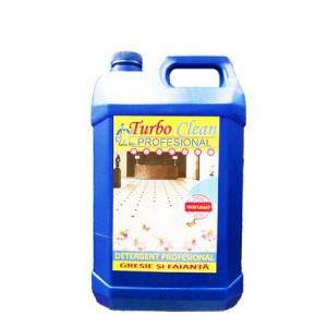 Pachet Engros 4 x 5 L Detergent Gresie / Faianta Profesional