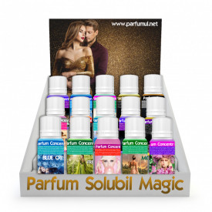 Super Pachet 15 Uleiuri de Parfum Solubile