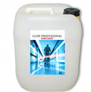 Clor Profesional Parfumat 20 L