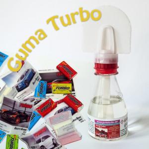 Noul Odorizant cu Sugativă GUMA TURBO 100 ml