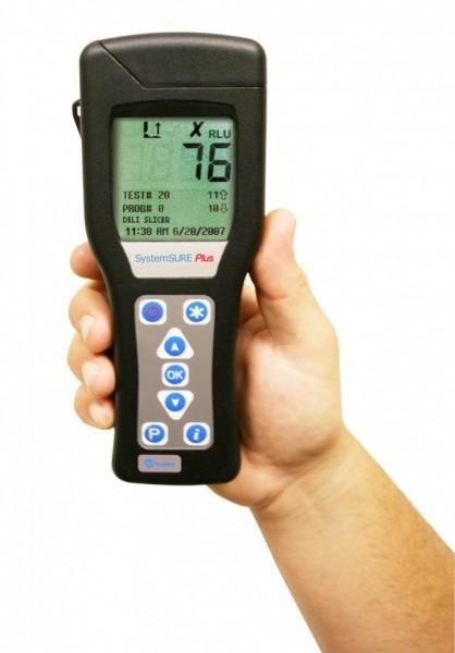 Sistem de auditare a curateniei prin bioluminiscenta ATP SystemSure Plus