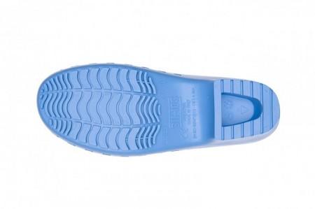 Saboti Calzuro Classic cu perforatii - Bleu