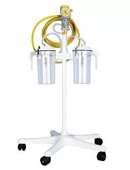 Sistem de aspiratie cu troliu mobil SAM54 - 2 x 2 litri