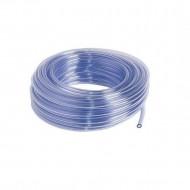 Furtun siliconic transparent pentru aspiratoare chirurgicale 6X12 mm, 25 m