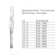 Pensa anatomica dreapta 10.5 - 30 cm