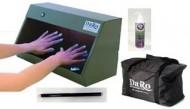 KIT testare igiena mainilor cu lampa UV