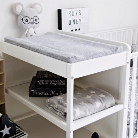 Woodies Safe Dreams - Saltea De Schimbat Classic Changer Pentru Bebelusi, 40 x 70cm, Impermeabila, Margini Stabile Si Elasticitate Buna