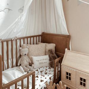Woodies Safe Dreams - Latura Deschisa DayBed Pentru Patut Noble Vintage 120 x 60 cm