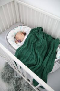 Babynest Tiny Star Grey&Plumes, cuib pentru bebelusi, ajustabil, portabil, reductor patut