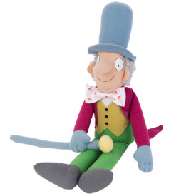 Jucarie din plus/material textil Willy Wonka, 30 cm