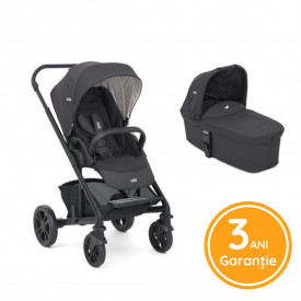 Joie - Carucior multifunctional 2 in 1 Chrome Ember