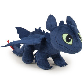 Jucarie din plus Toothless, Dragons, 26 cm
