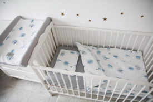 Tiny Star - Husa Pentru Salteaua De Infasat, Magic, 50 cm x 70 cm