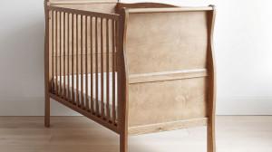 Woodies - Patut din lemn masiv 140x70 transformabil pentru bebe si junior Noble Vintage