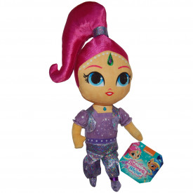 Jucarie din plus si material textil Shimmer, Shimmer and Shine, 30 cm