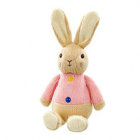 Jucarie Made with Love Flopsy Rabbit, 30 cm