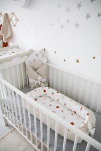 Babyhorn, paturica de infasat, Tiny Star Sweet Sunshine