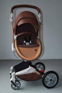 Carucior Copii Hot Mom 360 Coffee 2 in 1, varsta intre 0 si 36 de luni, alegerea perfecta pentru voi: design modern, elegant si confortabil