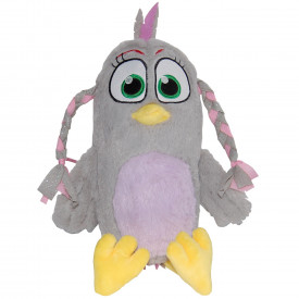 Jucarie din plus Silver, Angry Birds, 25 cm