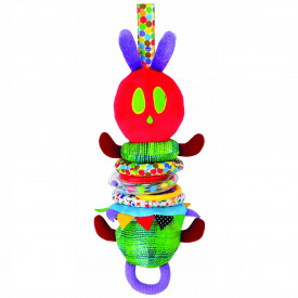 Jucarie interactiva The Very Hungry Caterpillar, 29 cm