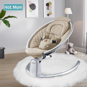 Leagan Copii electric Hot Mom Bej