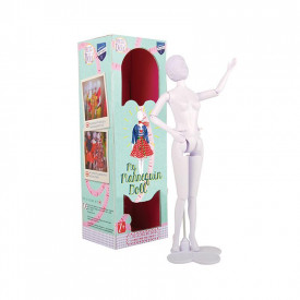 Papusa manechin Couture, Dress Your Doll