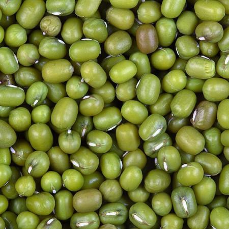 Poze Fasole mung verde 250g