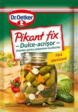 Poze Pikant fix dulce acrișor 100g