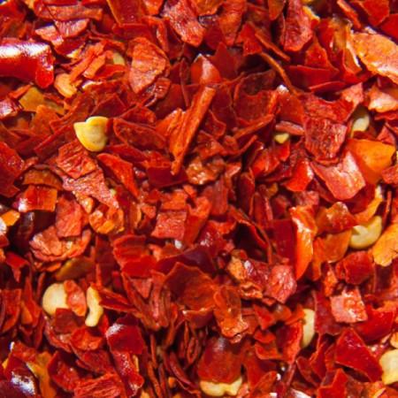 Poze Ardei roșu fulgi - 150g
