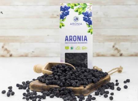 Poze Fructe Uscate de Aronia 200G