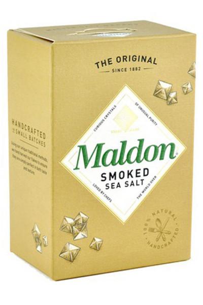 Poze Sare Maldon afumata 125g