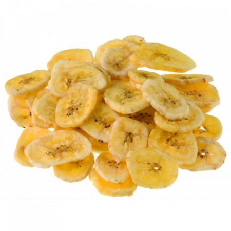 Poze Banane chips 100g