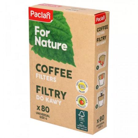 Poze Filtre pentru cafea (80buc) mărimea 4