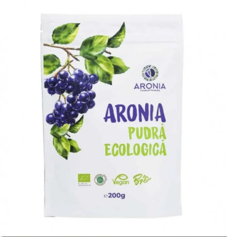 Poze Pudra Aronia Ecologica 200G