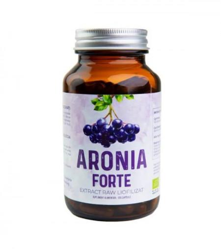 Poze Aronia Forte Capsule RAW ECO 120 buc